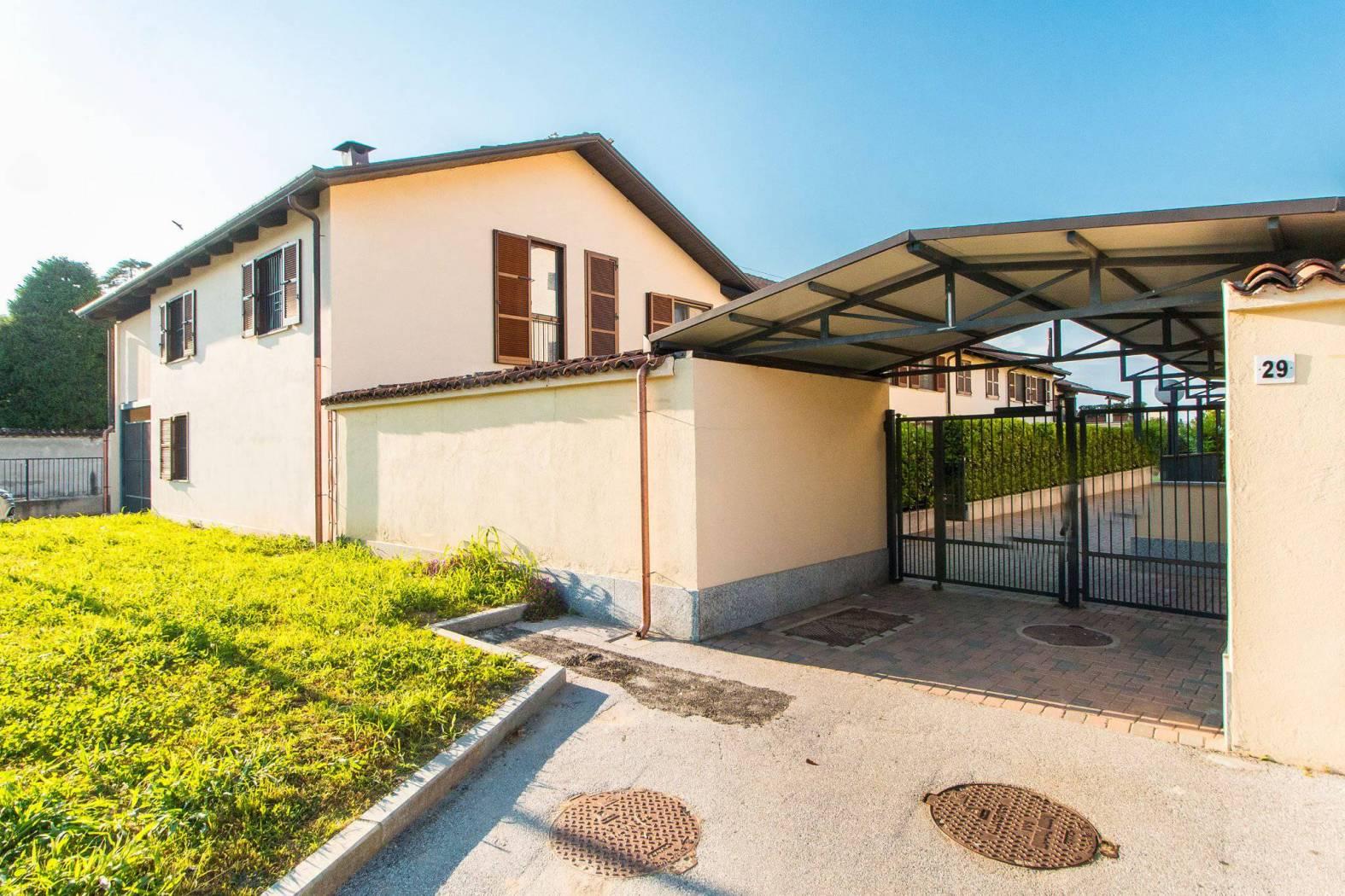 Villa a schiera via Moncalieri 29, Grugliasco
