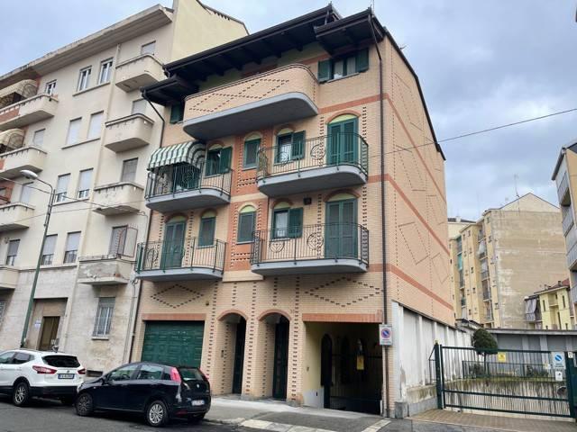 Appartamento via Monte Cimone 27, Torino