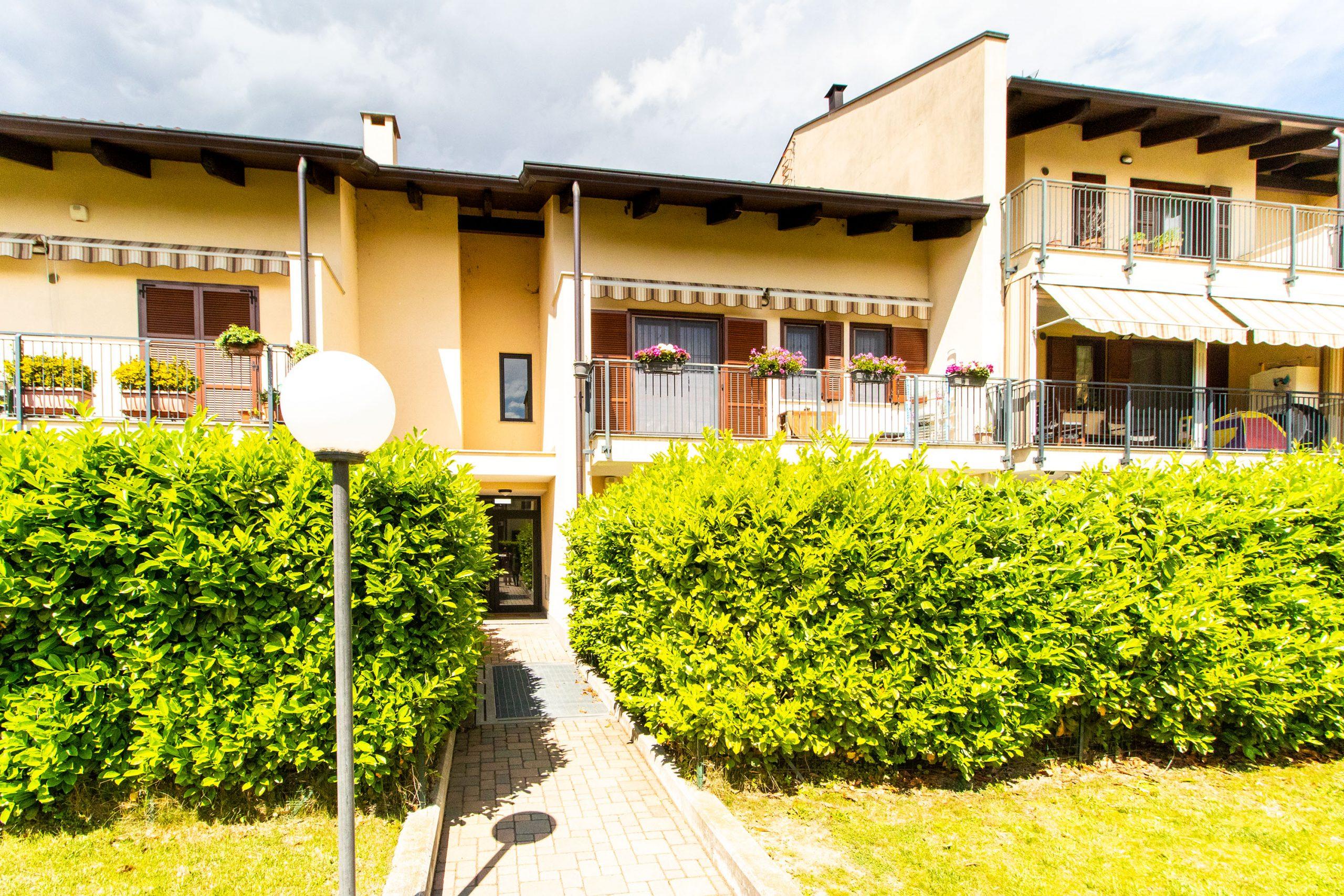 Trilocale con giardino via Moncalieri 29, Grugliasco